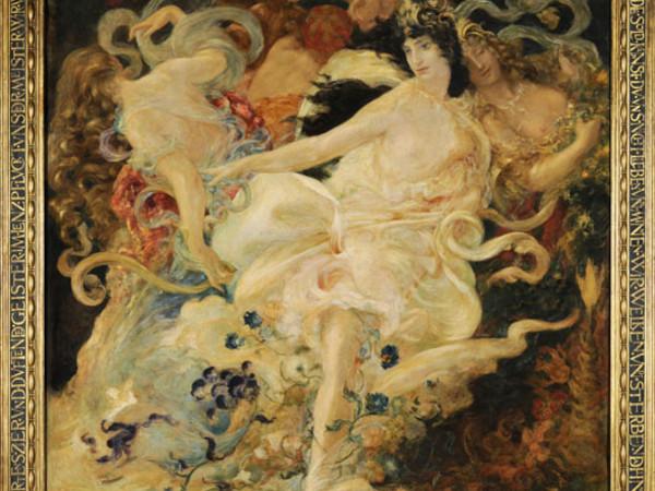 Fortuny e Wagner. Il wagnerismo nelle arti visive in Italia