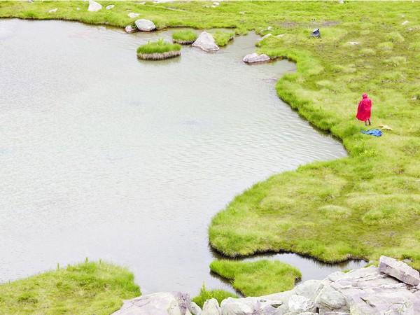 Mario Daniele (Paola Sosio Contemporary Art Gallery, Milano) serie Quel sentiero per il lago, 2012
