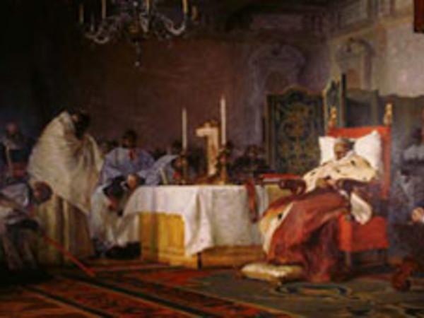 Gli ultimi momenti di Carlo Emanuele I di Savoia