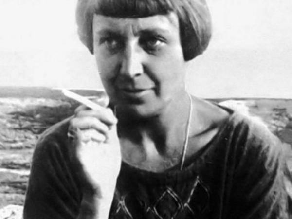 Marina Cvetaeva, ritratto fotografico