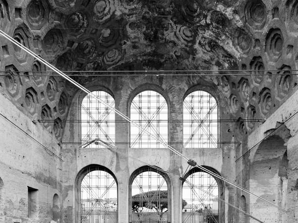 Sze Tsung Nicolás Leong, Basilica di Massenzio I, Roma, 2019