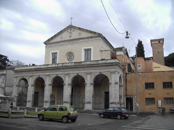 Basilica di Santa Maria in Domnica