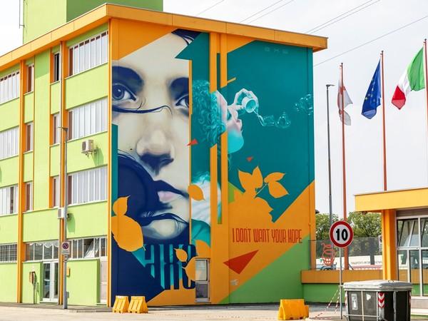Super Walls, Biennale di Street Art, Padova