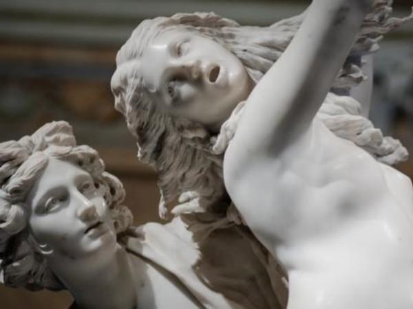 Gian Lorenzo Bernini, <em>Apollo e Dafne</em> (Particolare), 1622-1625, Galleria Borghese, Roma