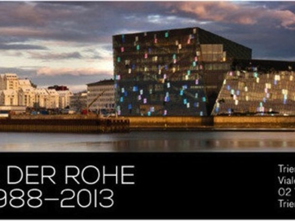 Mies van der Rohe 1988-2013, Triennale di Milano