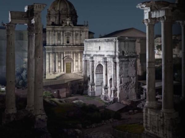 Roma. L'impero per immagini. Fotografie di Luca Campigotto