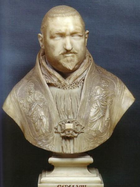 Busto di Paolo V