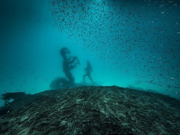 Damien Hirst, <em>Treasures from the Wreck of the Unbelievable |</em> Foto: Christoph Gerigk © Damien Hirst and Science Ltd<br />