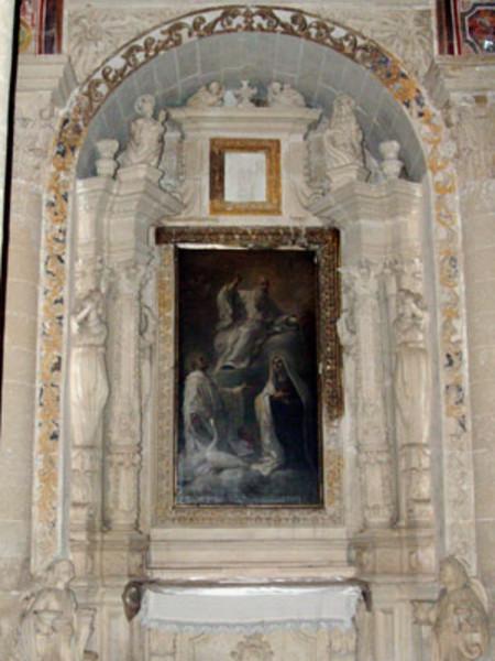 Altare di San Benedetto