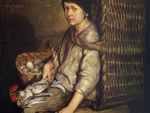 Giacomo Ceruti, detto il Pitocchetto, Portarolo, Pinacoteca di Brera