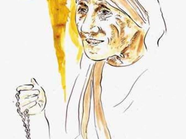 M° Francesco Guadagnuolo. Madre Teresa: la Santa dei nostri giorni