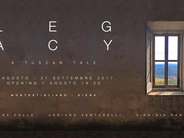 Legacy - A Tuscan Tale