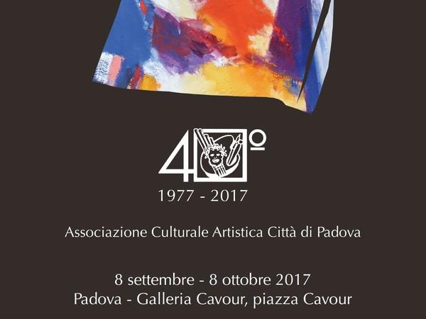 Quarantennale d'Arte Città di Padova