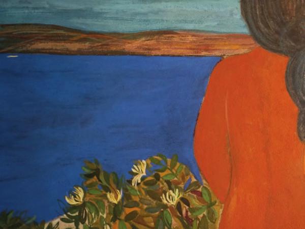 Maria Stoffella Fendros, Il coraggio del colore