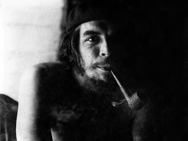 Che Guevara a Las Villas Escambray prima della battaglia di Santa Clara, 1958