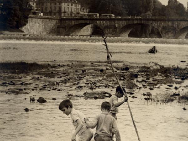 Tutti boccheggianti per la grande afa, 23 luglio 1963.<span>Archivio Storico della Città di Torino</span>