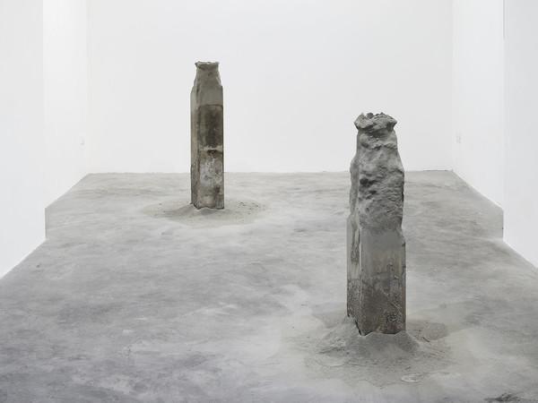Stefano Canto, Archeologia dell'effimero, 2016, cemento