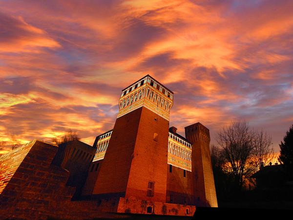 La Rocca di Vignola. Courtesy Sogno o son Deste