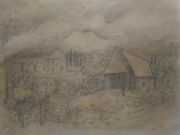 Disegno di Vincent Van Gogh