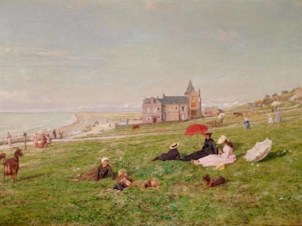 Firmin-Girard, <em>Prairie et Villas</em>, 1880 ca.