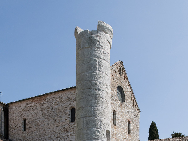 Colonne del Palazzo dei Patriarchi