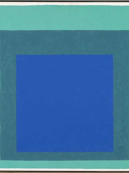 Josef Albers, Homage to the Square (1976)