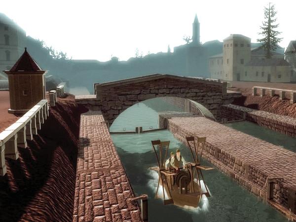 <em>Barca a pale</em>&nbsp;&ndash; Esperienza VR, Leonardo3. Il Mondo di Leonardo, Milano