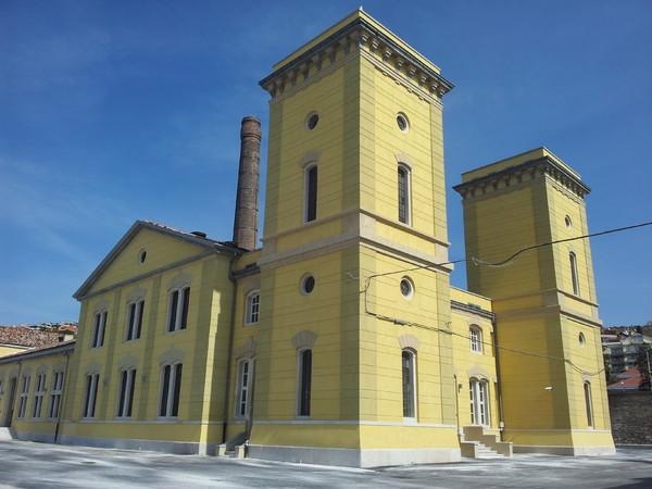 Centrale Idrodinamica, Porto Vecchio, Trieste