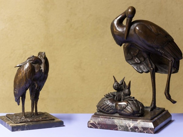Renato Brozzi e la scultura animalista italiana tra Otto e Novecento, Museo Renato Brozzi, Traversetolo I Ph. Edoardo Fornaciari