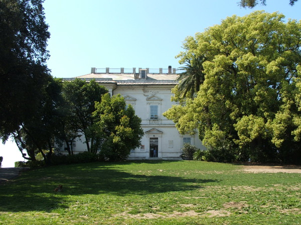 Museo d'Arte Contemporanea Villa Croce, Genova