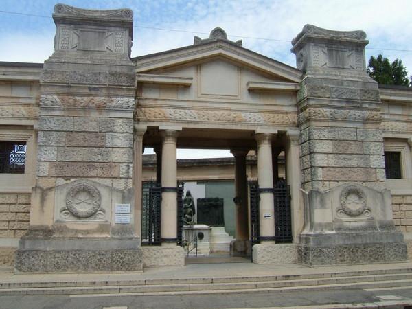Cimitero Monumentale della Certosa, Bologna