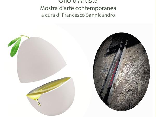 Olio d'artista, Pinacoteca Museo del Fuoco di Novoli