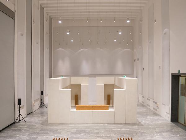 Phaédo, Set up, triennale di Milano