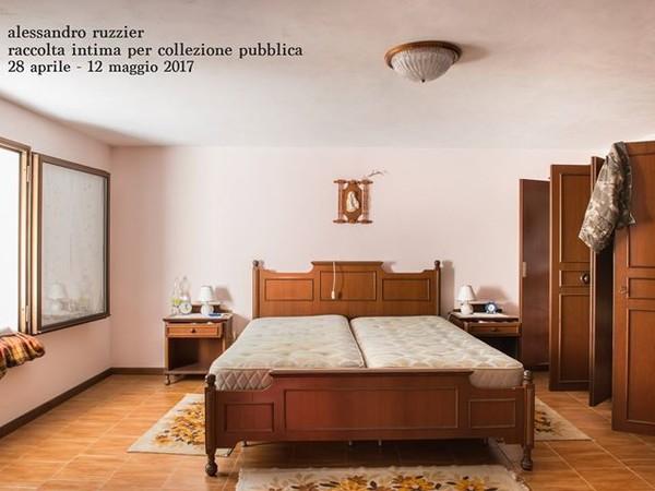 Alessandro Ruzzier. Raccolta intima per collezione pubblica