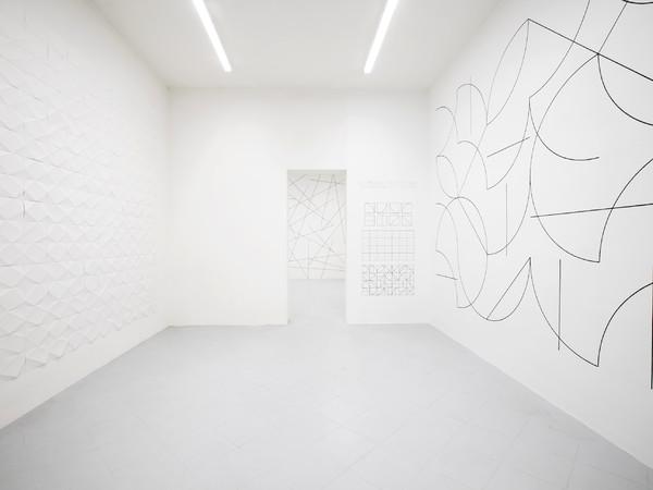 Muro e ParetediSol Lewitt ed Ignacio Uriarte, 2017