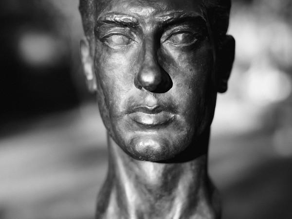 Sauro Cavallini, Autoritratto, opera inedita