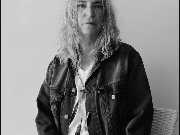 Patti Smith by Claudio Barontini