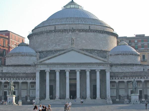 Basilica reale pontificia di San Francesco di Paola, Napoli
