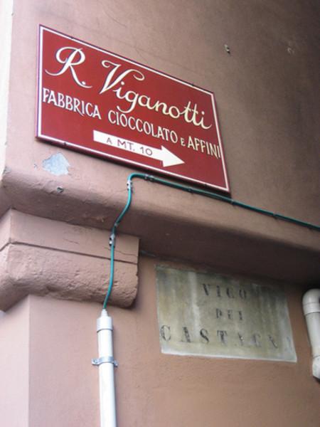 Fabbrica cioccolato Viganotti