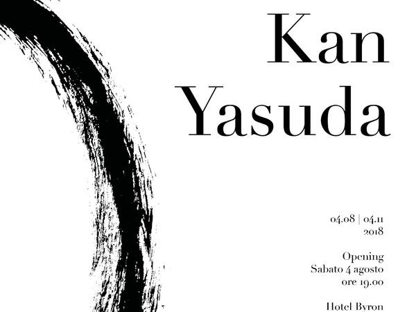 Personale di Kan Yasuda, Hotel Byron, Forte dei Marmi
