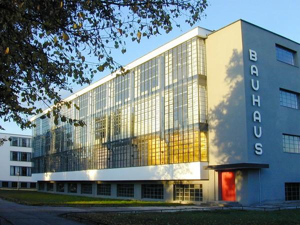 Walter Gropius, Edificio Bauhaus, Dessau, 1925