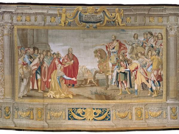 Omaggio a Cosimo I - Una biografia tessuta. Gli arazzi in onore di Cosimo I