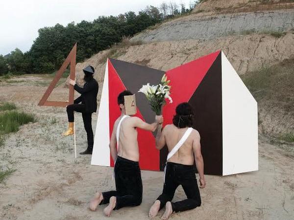 Luigi Presicce. Ermete su Carta, Zoo Zone Art Forum, Roma