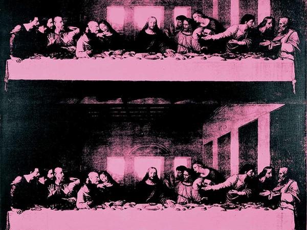 Andy Warhol, <em>The Last Supper</em>, Acrilico su tela, 100 x 100 cm | &copy; Collezione Gruppo Credito Valtellinese / <span>Collezione Creval</span><br />