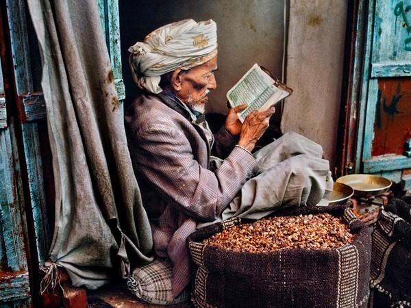 <span>Steve McCurry, Sana'a, Yemen, 1997</span>