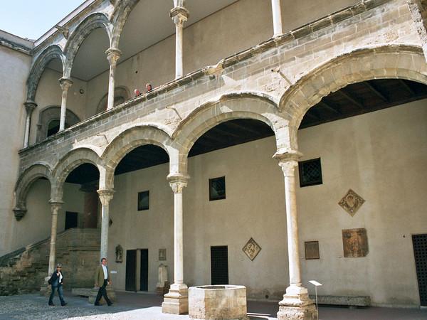 Palazzo Abatellis - Galleria regionale della Sicilia