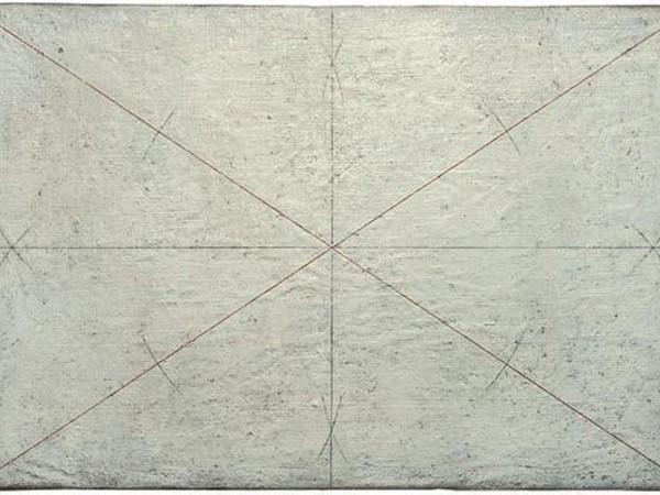 Giulio Paolini, Disegno geometrico, 1960