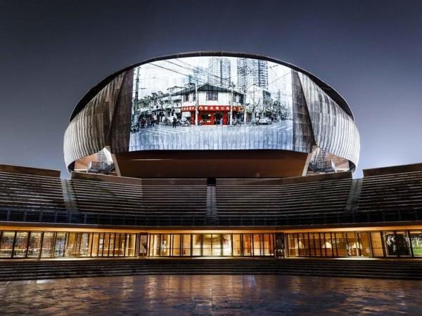 Gabriele Basilico, Shanghai 2011, Auditorium Parco della Musica di Roma