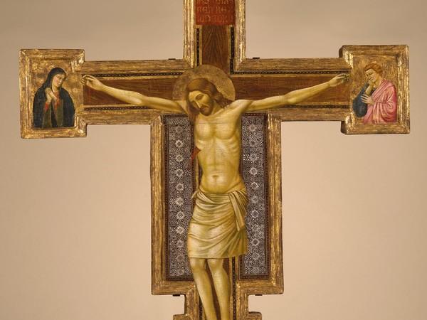 Giotto di Bondone, Crocifisso, 1305-1320 ca. Collezione Roberto Sgarbossa