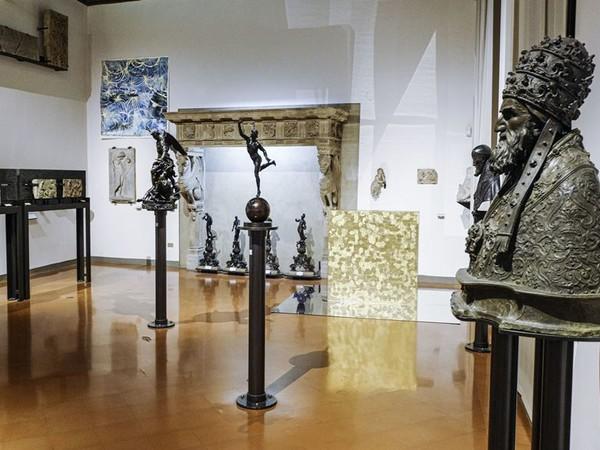 Maurizio Donzelli. In nuce, Museo Civico Medievale, Bologna